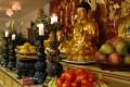 Buddha's Birthday at Bo Hyun Sa 2004
